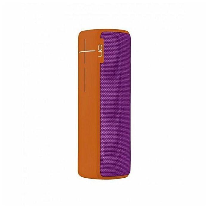 Logitech UE Boom 2 Lang AP Topical Bluetooth Speaker (Orange) (Brand Warranty)