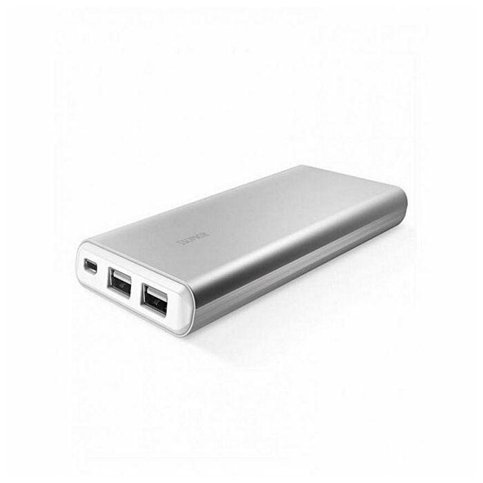 Romoss GT-1 10000 mAh Powerbank (Silver)
