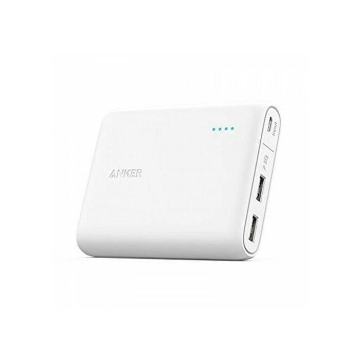 Anker PowerCore 10400mAh Powerbank (White)