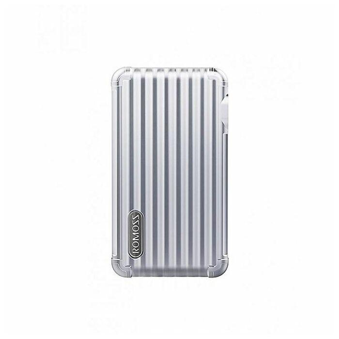 Romoss U-Power 10000 mAh Powerbank (Grey)