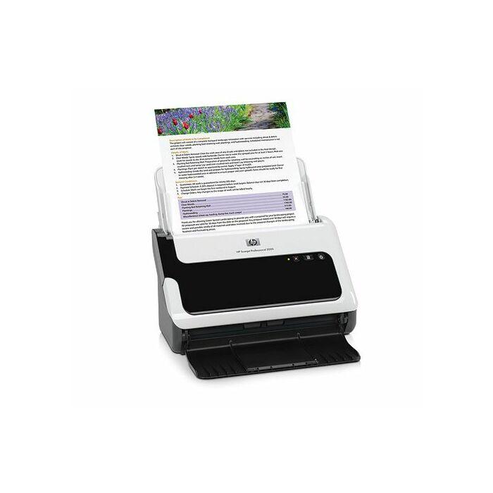 HP ScanJet 3000 s2 Sheetfeed Photo Scanner