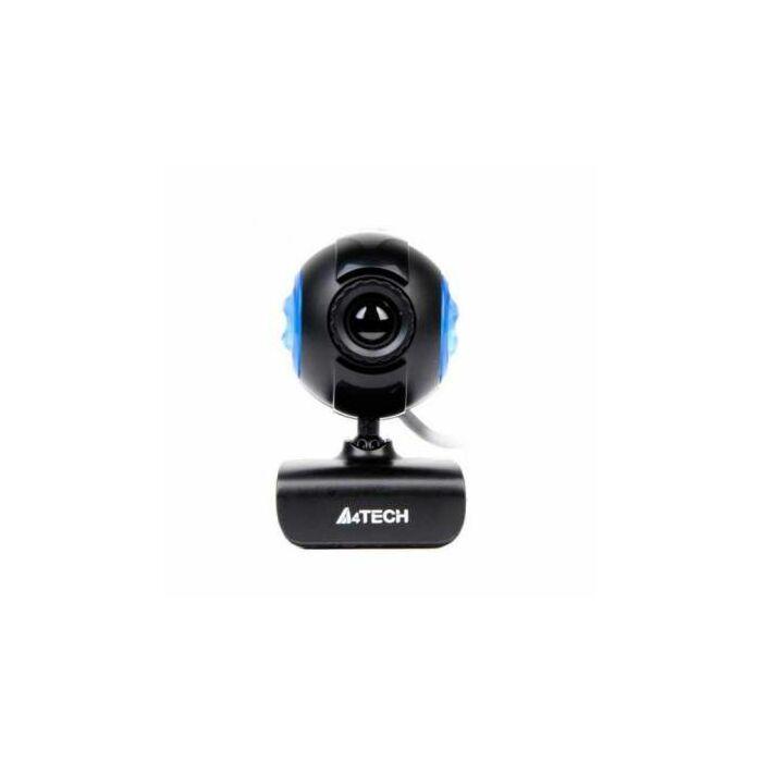 A4TECH PK-752F 16MP Anti-Glare Webcam Clip On LCD (10 Months Warranty)