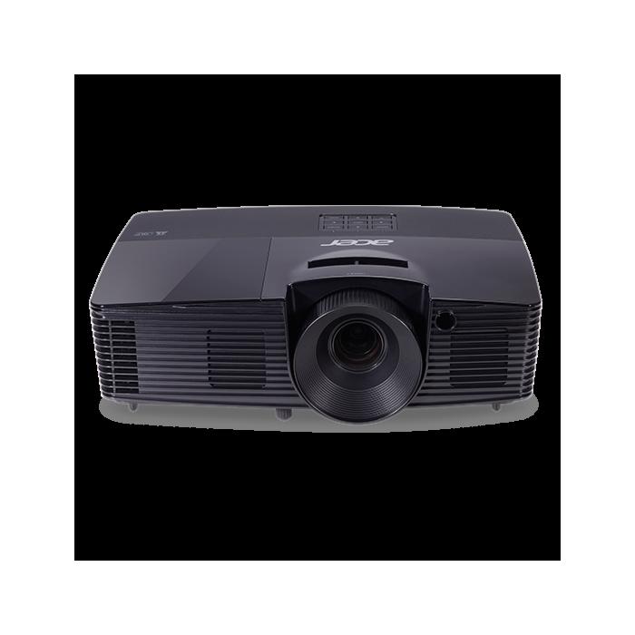 Acer X118 DLP Projector 3600 Lumens High Contrast 20000/1, SVGA (800 x 600) 4:3 1080p 3D VGA