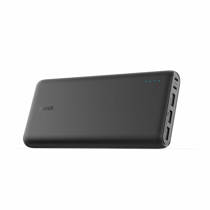 Anker PowerCore 26800mAh Dual Portable Charger - Black