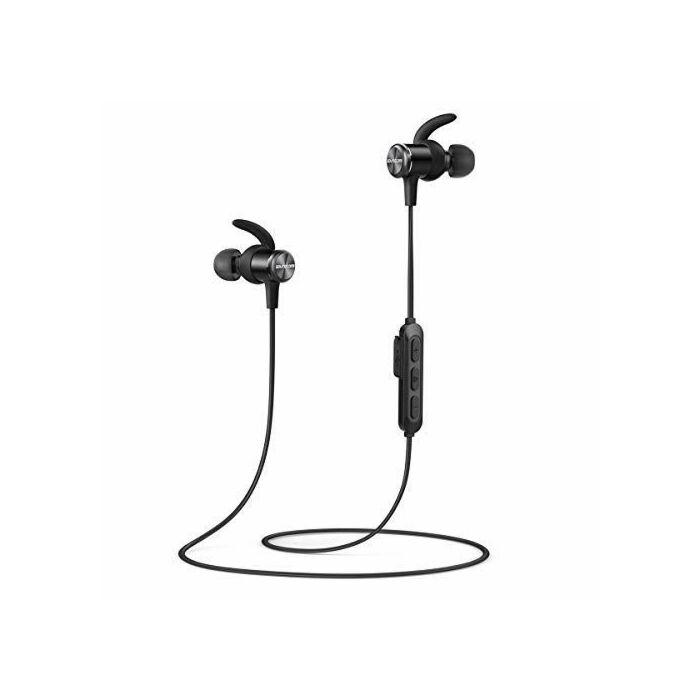 Anker Soundcore (8 A3451011)Spirit Sports Earbuds Waterproof Sweat Guard Comfortable Wireless Headphones