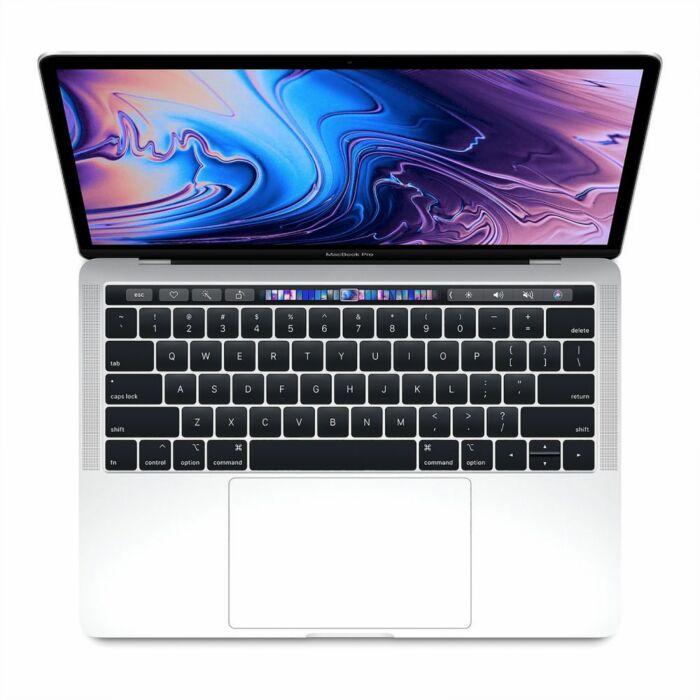 Apple MacBook Pro MR962 With Touch Bar - 8th Gen Ci7 QuadCore 16GB 256GB SSD 4-GB Radeon Pro 555X GDDR5 15.6
