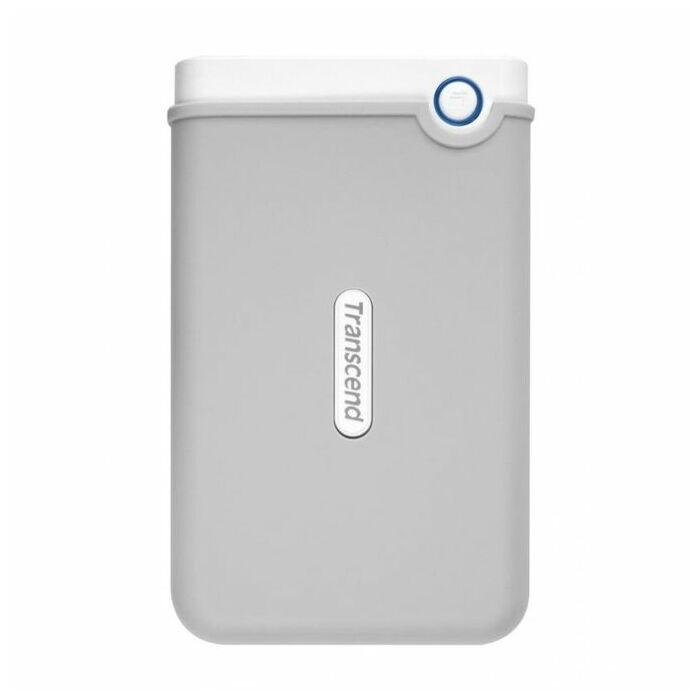 Transcend Storejet 100 2TB External Portable Hard Drive 3.0 For Mac (2.5
