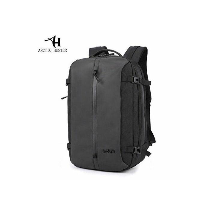 Arctic Hunter Nylon Travel Laptop Backpack B00189 15.6