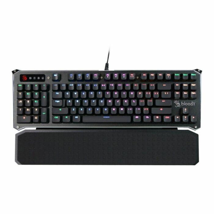A4tech B975 Light Strike RGB Animation Gaming Keyboard