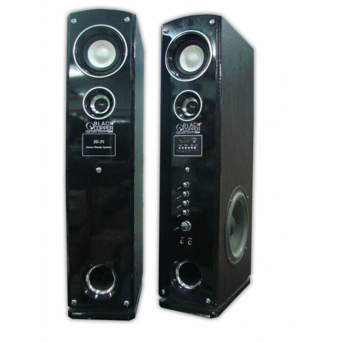 BlackCopper Tower Speaker Pulse