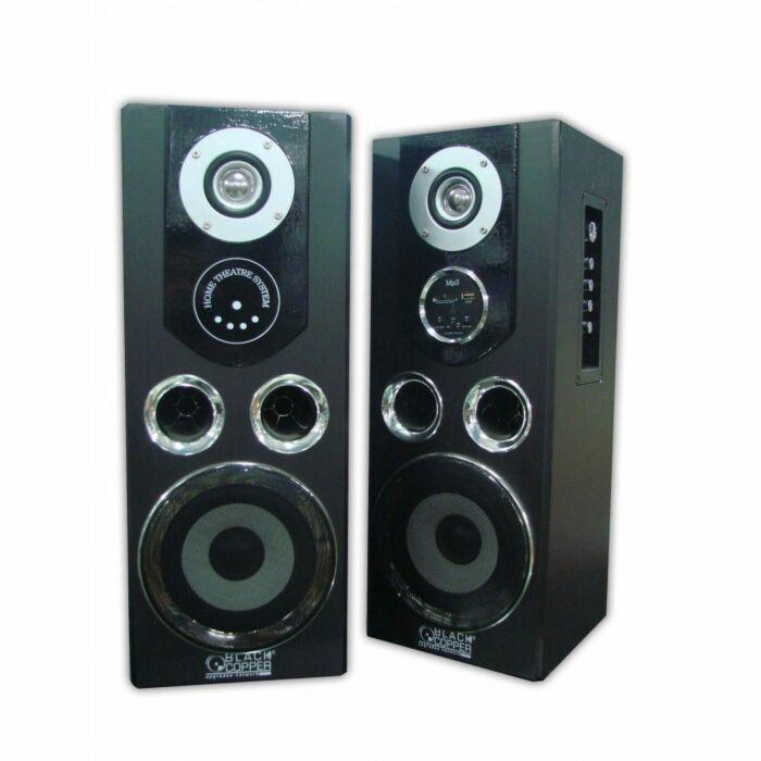 BlackCopper Tower Speakers Inspire