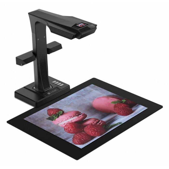 CZUR ET18 Pro Smart Book Scanner