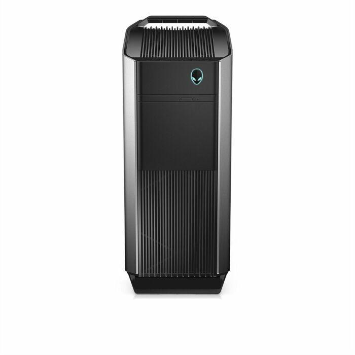Dell Alienware Aurora R7 Desktop - 8th Gen Ci7 (12MB Cache) 16GB RAM 2TB HDD + 256GB SSD 11GB Nvidia GeForce GTX 1080ti Graphics Win10