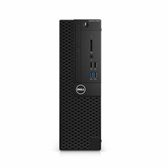 Dell Optiplex 3050 MT Core i5 7500 7th Gen 4GB 1TB Sata-Intel® HD Graphics 630-Keyboard & Mouse  (3 Year card Warranty)