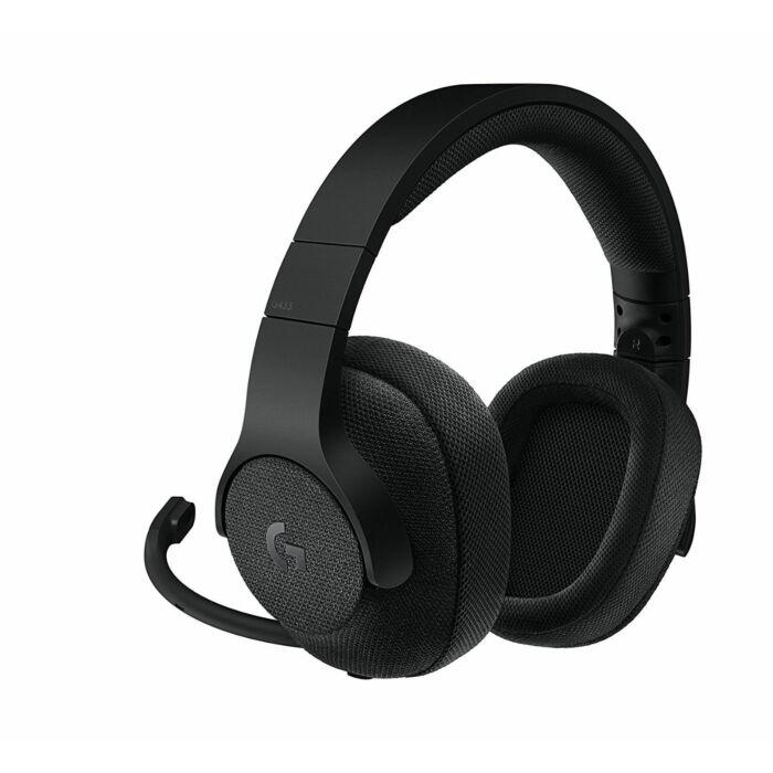 Logitech G433 Surround Sound 7.1 Gaming USB Headset (Black)