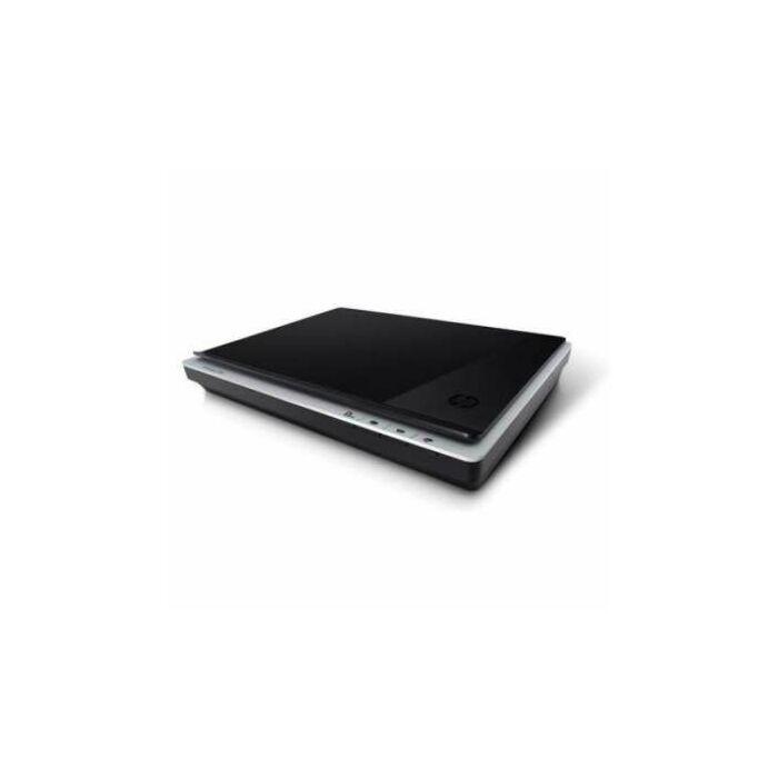 HP Scanjet 200 Flatbed Scanner Black+White
