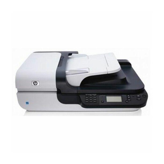 HP ScanJet N6350 Network Document Flatbed Photo Scanner