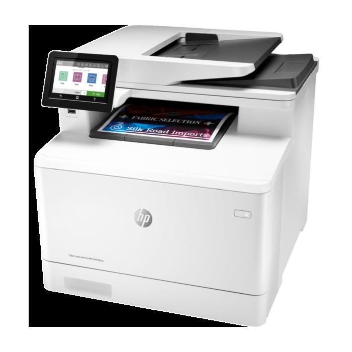 HP LaserJet Pro M479FNW MFP Color Printer