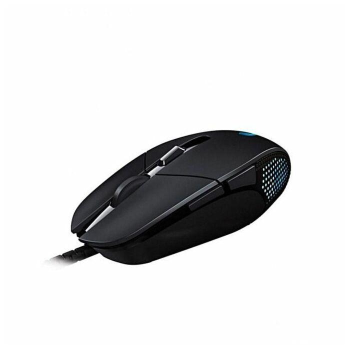 Logitech M302 Daedalus Prime MOBA Gaming  Mouse (Black)