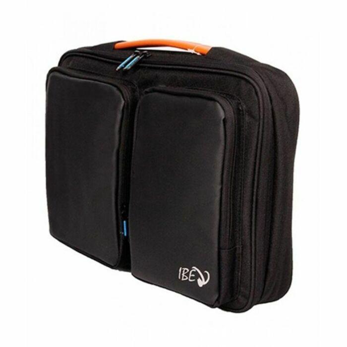 Ibex STL-70151 Slim Carry Sleeves For  Macbook Air Pro Black 15.6