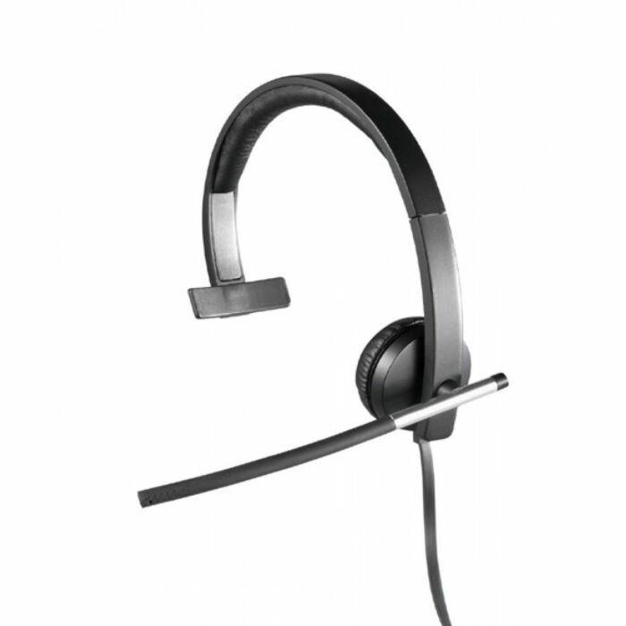 Logitech H650E Mono USB Headset - Black