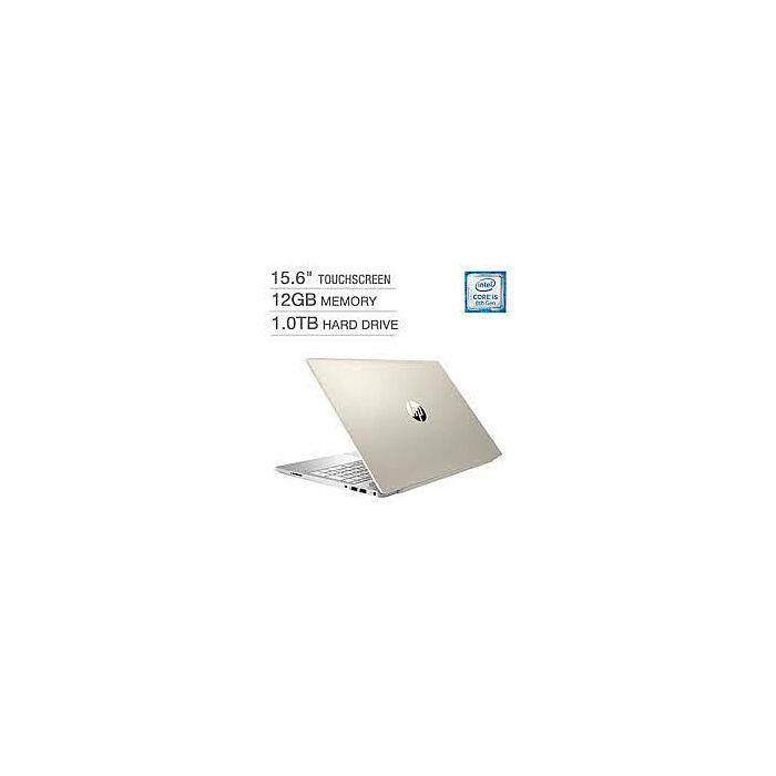 HP Pavilion 15 CS0012cl - 8th Gen Ci5 QuadCore 12GB 1TB HDD 15.6