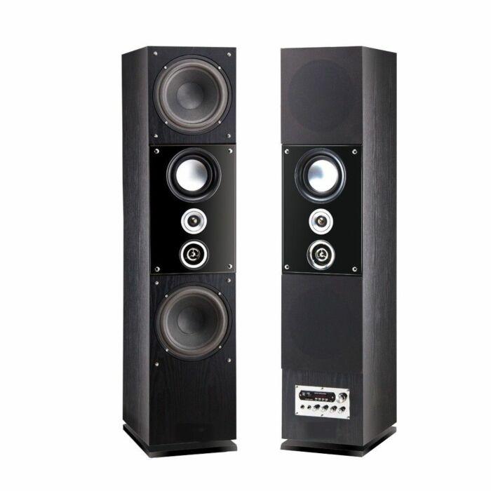 BlackCopper Tower Speakers Sound Blaster