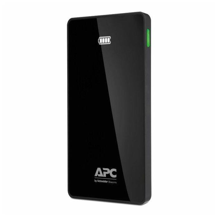 APC Mobile Power Bank 10000mAh - Black (1 Year Replacement Warranty)