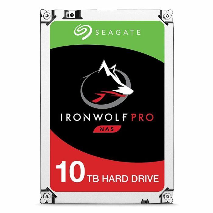 Seagate IronWolf Pro 10TB Internal Hard Drive (3.5