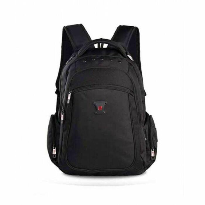 Swisswin Backpack Black (SW9031) (15.6