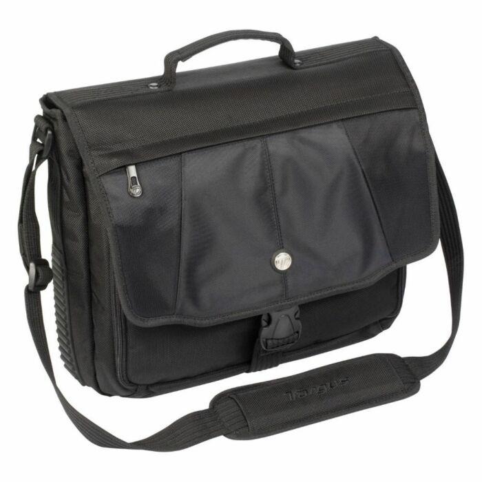 Targus CBT201AP Blacktop Messenger Bag (15.4