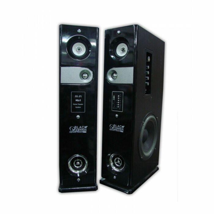 BlackCopper Tower Speakers Vmax