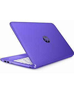 "HP Stream 11 - Intel Celeron 04GB 32GB eMMC 11.6"" 720p HD Webcam (Purple, Refurbished)"