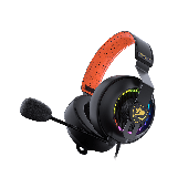 Cougar Phontom Pro Gaming Headset with Orotund Sounds and Flamboyant RGB Option