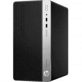 HP ProDesk 400 G6 MT - 9th Gen Core i7 9700 12 MB Cache 3.0 GHz 04GB 1TB Hard Drive DVDRW Keyboard & Mouse (3 Years HP Direct Local Warranty)