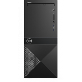 Dell Vostro 3671 - 9th Gen Core i3-9100 04GB DDR4 01 Terabyte SATA B365 Chipset DVD R/W Dell LED D1918H 18.5'' LED with 15 Months McAfee ECard Subscription  (01 Year Dell Direct Local Warranty)