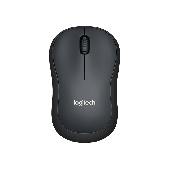 Logitech M221 Wireless Silent Mouse (Charcoal)