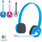 Logitech H150 Stereo Headset (Colors Available)