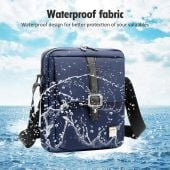 """CoolBell CB-3007 10.6"""" Multi-functional USB port Tablet Bag (Colors Available)"""