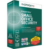 Kaspersky Small Office Security (1 Server 10 PC + 10 Mobile Security 1 Year)