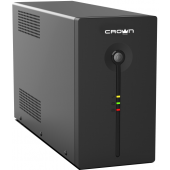 Crown UPS CMUS-1500 M 1500va/900watts with Built-in battery Software & 01 Year Ups & 06 months Battery Warranty