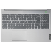 "Lenovo ThinkBook 15 Comet Lake - 10th Gen Core i5 QuadCore 04GB 1-TB 2-GB AMD Radeon 620 GDDR5 15.6"" Full HD 1080p IPS LED FP Reader ThinkShutter Camera Cover (Mineral Gray)"