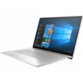 "HP Envy 17t - Comet Lake - 10th Gen Core i7 QuadCore 16GB 1-TB HDD + 256GB SSD 4-GB Nvidia GeForce MX250 GDDR5 17.3"" Full HD 1080p Touch Display Backlit KB W10 B&O Play (Natural Silver)"