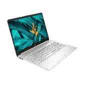 """HP 15s FQ2555tu - Tiger Lake - 11th Gen Core i3 04GB TO 32GB 256GB to 1-TB SSD 15.6"""" HD 720p LED Display W10 (Natural Silver, HP Direct Local Warranty)"""
