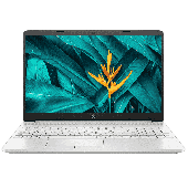 """HP 15s DU3502TU - Tiger Lake - 11th Gen Core i3 04GB TO 32GB 1-TB HDD + Optional SSD 15.6"""" HD 720p LED Display W10 (Natural Silver, HP Direct Local Warranty)"""