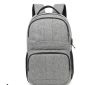 """CoolBell CB-8022 Laptop Backpack 15.6"""" (Colors Available)"""
