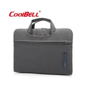 "CoolBell CB-3031 Laptop Bag 15"" Grey"