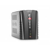 Crown UPS CMUS-1200 1200va/720watts with Built-in battery Including Software 01 Year Ups & 06 months Battery Warranty