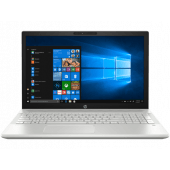 "HP Pavilion 15 Cu1019TX Whiskey Lake - 8th Gen Ci5 QuadCore 04GB 1TB 2-GB ATI Radeon 530 Graphics 15.6"" FHD 1080p MicroEdge LED W10 (Mineral Silver, HP Direct Local Warranty)"