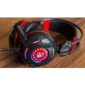 A4TECH G300 Combat Bloody Gaming Headset Ultimate Surround Sound